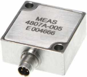 TE Connectivity - 4807A (Accelerometer